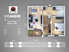 Apartament 2 camere decomandate cu Avans de la 5% Direct De