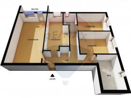 Apartament 3 camere, Vladimirescu