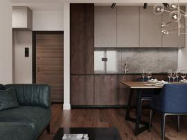 Apartament tip studio - Aparatorii Patriei