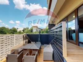 Apartament elegant 2 camere cu terasa amenajata in Buleva...
