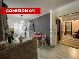Apartament 3 camere decomandat, zona excelenta, comision 0%