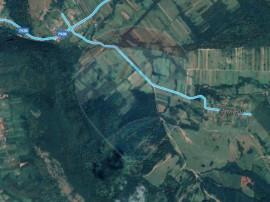 Teren agricol de vanzare 52 ha, langa Sebis