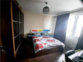 Apartament 3 camere spatios, mobilat si utilat modern