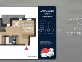 Apartament 2 camere Aviatiei | 9Vista | NOU | 0% COMISION...