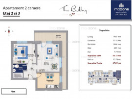 Militari Pacii, apartament 2 camere + terasa 16 mp, decom...