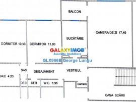 Ghencea apartament 3 camere de