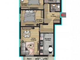Apartament 3 Camere -Aparatorii Patriei - Direct Dezvoltator