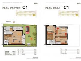 Vila 4 camere finalizata Popesti Leordeni, Bucuresti-Ilfov