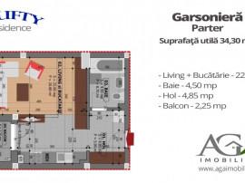 Garsoniera - Sector 4 - Direct Dezvoltator