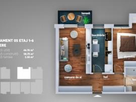 Apartament 2 camere-Direct Dezvoltator-Aparatorii Patriei