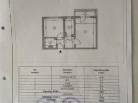 Apartament 2 camere Trapezului