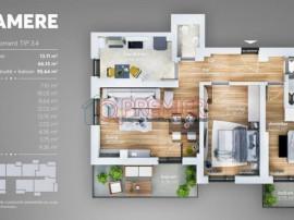 Apartament 3 camere Grand Arena Mall