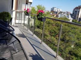 Apartament 3 Camere Superb Mosilor/Dacia parcare + terasa c