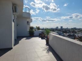 Penthouse LUX 3 camere | finalizat| la cheie | terasa 71mp