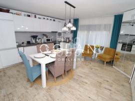 Apartament 3 camere,2 bai si 120 mp curte in cartierul Arhit