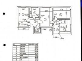 Apartament 4 camere, zona: Piata Iancului - Vatra Luminoasa