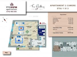Ap. 2 camere, spațios, 68mp, balcon, Prelungirea Ghencea...