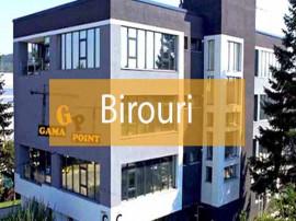 Birouri disponibile cladire administrativa P+3E Gama Point