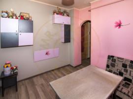 Apartament 2 camere decomandat 57,27 mp Pitesti- zona Tudor