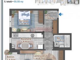 Apartament 2 camere Titan-Pallady
