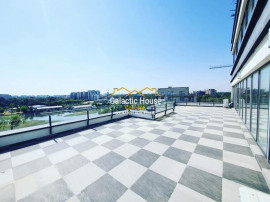 Penthouse spectaculos 300 mp Floreasca -Laguna Rezidence Ved