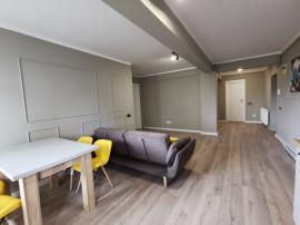 Apartament superb cu 3 camere superfinisat si mobilat!