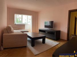 Apartament 3 camere decomandat, mobilat, utilat si cu garaj