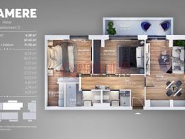 Apartament 3 camere Metalurgiei-Turnu Magurele