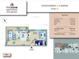 Ap. 2 camere, spațios, 63mp, balcon, Prelungirea Ghencea...
