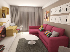 Apartament 2 camere Titan-Metrou Nicolae Teclu-Theodor Pa...