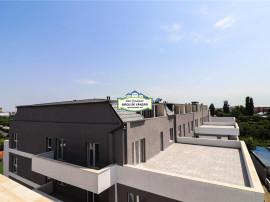 Duplex de dimensiuni generoase, terasa spatioasa, Delta Vaca