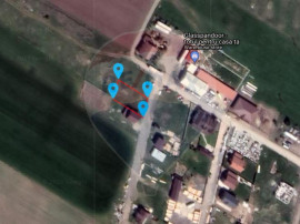 Teren intravilan 533mp in Zimandcuz