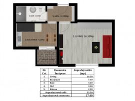 Rahova - Apartament 1 camera cu plata in rate la dezvoltator