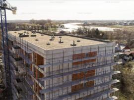 4 camere + parcare inclusa - Sisesti - Baneasa - terasa 37 m