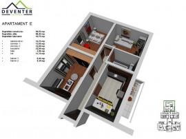 Apartamente cu 3 camere