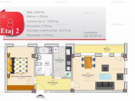 Apartament cu 2 camere | Dec |Zona Prelungirea Ghencea -S6 |