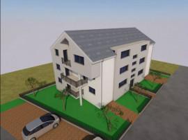 Apartament cu gradina la vila, in Selimbar