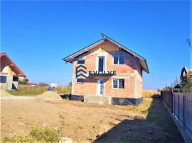 Casa individuala, Breazu 5 camere 125 mp utili, 500 mp curte