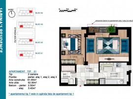 Apartament 2 camere Berceni str Luica