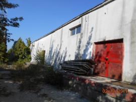 Hala si teren situate in Slobozia (Garii), Judetul Ialomita