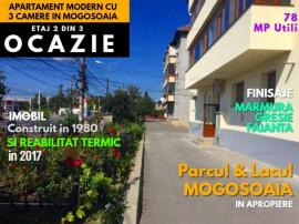 APARTAMENT MODERN CU 3 CAMERE IN MOGOSOAIA