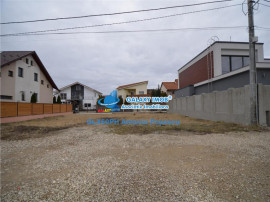 Teren 478 mp, in Paulestii Noi, zona de vile nou construit