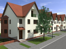 Vila Duplex, 4 camere, Complex Irish Park