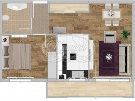 Apartament 2 camere cu terasa in zona Eugen Ionesco