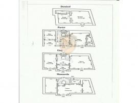 Pensiune de cu 4 camere zona Centrala din Sibiu
