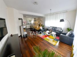 Casa mobilata utilata modern 7 camere si garaj zona Parcul S