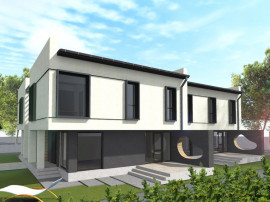 Vila Casa P+M 4 camere Berceni Ilfov 63000e