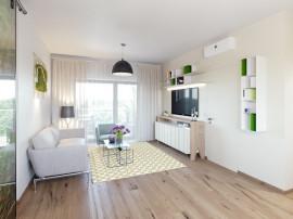 Apartament 3 camere cu gradina, langa metrou