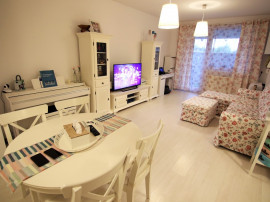 Apartament 2 camere cu gradina - mobilat +parcare Central