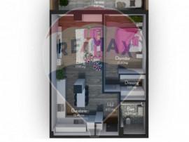 COMISION 0% | Apartament 2 camere 56mpu